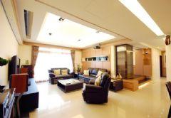 18万装修117平现代混搭家居