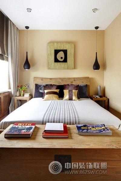 小户型卧室设计三 整套大图展示 www.86zsw.com