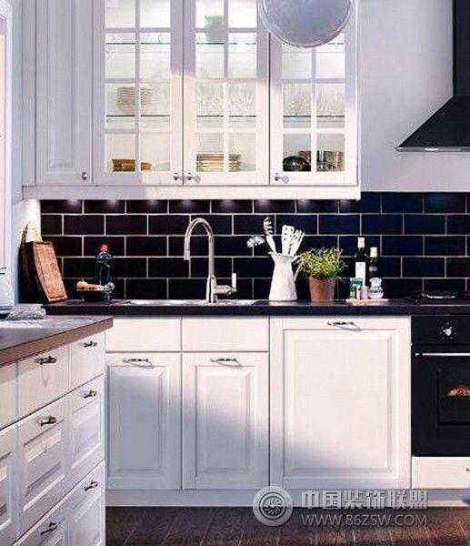 开放式厨房设计 客厅装修效果图