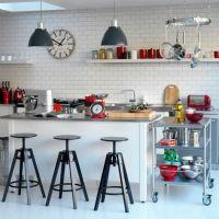 开放式厨房设计二