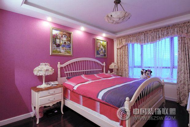 130平米欧式家居儿童房装修图片