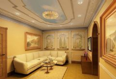 家居拱形壁龛设计