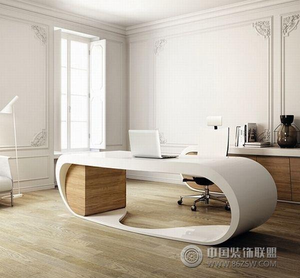 Modular Home Office Furniture Designs Ideas Plans: 家庭工作室设计-书房装修效果图-八六(中国)装饰联盟装修效果图库(www.86zsw.com
