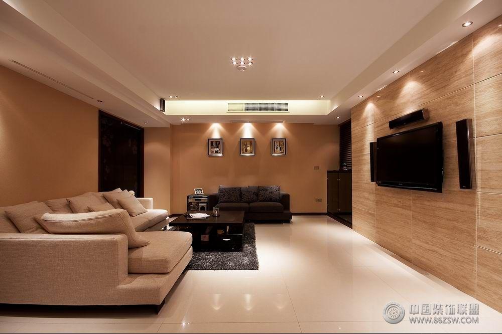 120平米现代温馨婚房 现代风格装修效果图 八六装饰