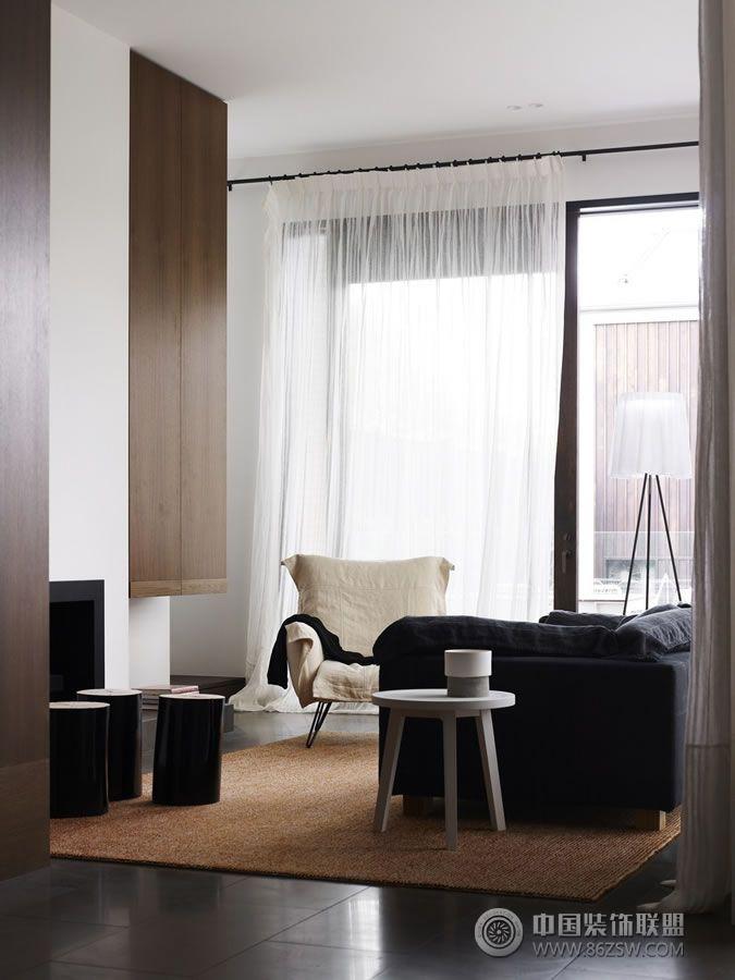 别墅室内设计欣赏 客厅装修效果图 八六装饰网装修