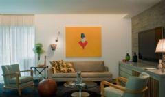 90平米个性公寓设计