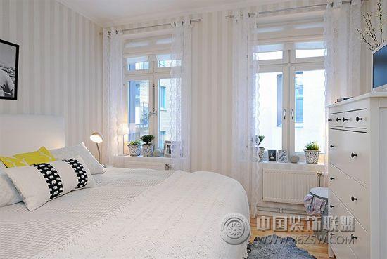 北欧风格卧室设计整套大图展示