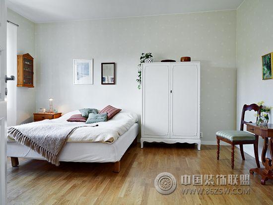 北欧风格卧室设计整套大图展示_简约小户型装修效果图