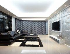 北京青年120平米现代婚房