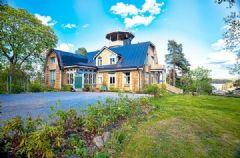 450平米彩色湖景别墅