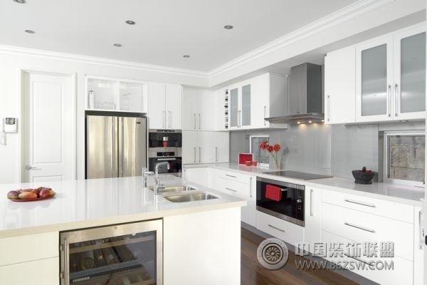 小户型开放式厨房 客厅装修效果图 -小户型开放式厨房 客厅装修图片