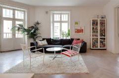80平米小公寓