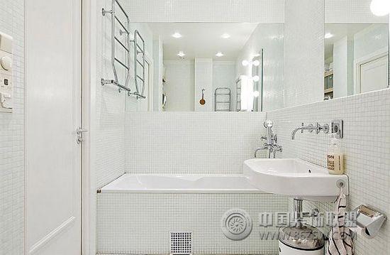 80平米小公寓卫生间装修图片