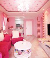凯蒂猫主题的粉色世界