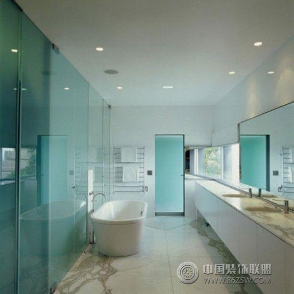 创意卫生间设计客厅装修图片