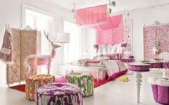 公主式卧房设计