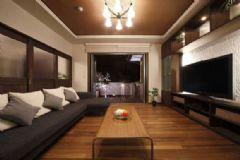 87平米日式家居