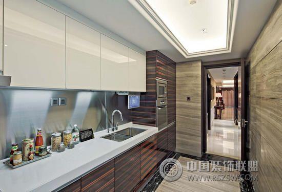 阳光天健城 三居室 112平米 装修设计预算 9万元