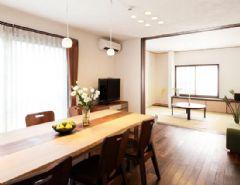 127平米日式家居