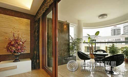 10万装修140平米古典雅居 厨房装修效果图
