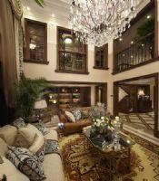 100万打造360平米混搭别墅