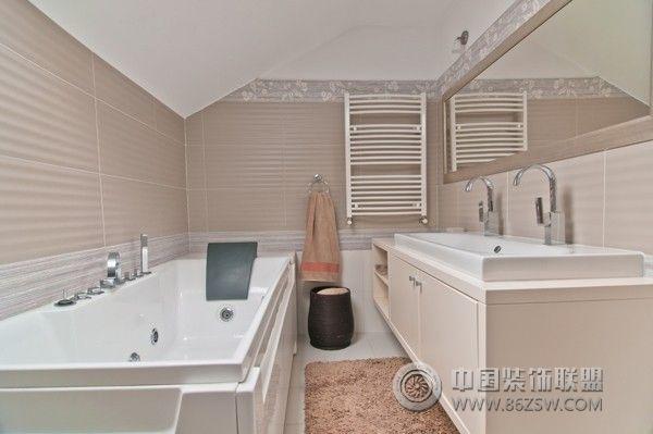 田园风格小清新住宅 卧室装修效果图