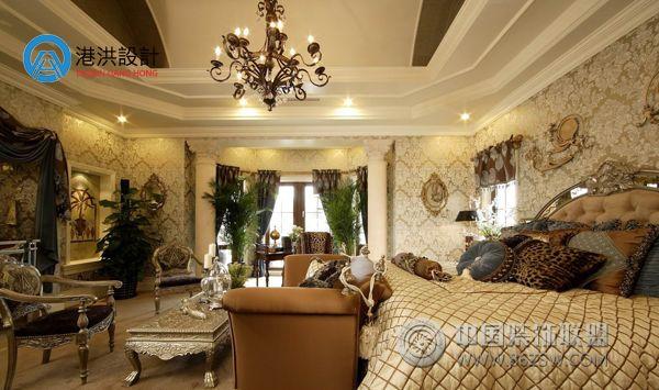 金牛西苑欧式客厅装修图片
