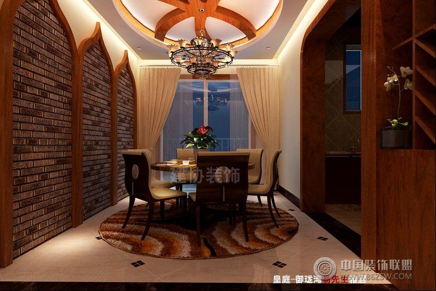 钦州皇庭·御珑湾易先生雅居效果图-客厅装修图片