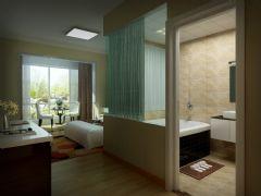 酒店式公寓01简约风格公寓