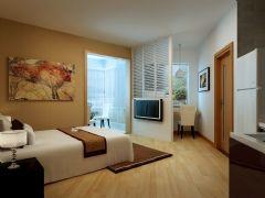 酒店式公寓02简约风格公寓