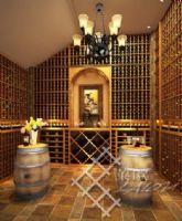 私人酒窖地中海风格别墅