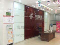 中国邮政广州总部高隔间案例