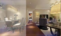 南陽璟都國際精裝樣板房工程項目
