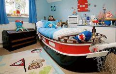 打造梦幻童话般的感觉  各式儿童房设计风格