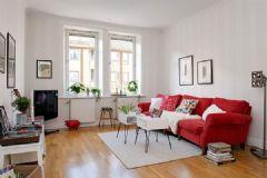 瑞典哥德堡现代公寓 色彩之家
