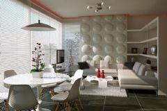 客厅餐厅一体化设计案例