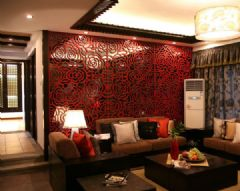98平米中式家居