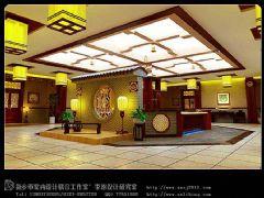 林州东方美庐商务酒店设计        2008