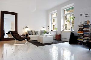 78平北欧风小公寓欧式风格公寓