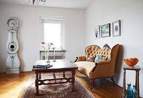56平古典公寓古典风格公寓