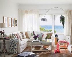 54平米波西米亚风格公寓地中海风格公寓