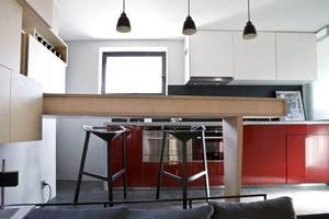 巴黎迷你16平米小公寓欧式风格公寓
