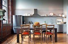 时尚摩登厨房设计