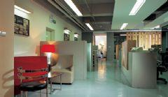 现代办公室装修 专业办公室装修 有经验 有案例现代风格