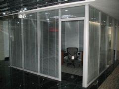 玻璃隔断,活动隔断