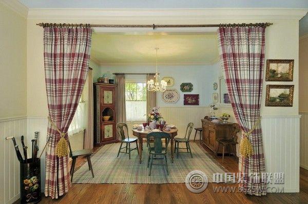 美国乡村别墅-美式风格装修效果图-八六装饰网装修