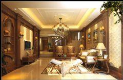 鹭湖宫古典风格别墅