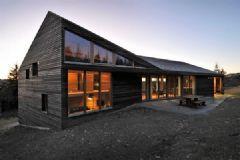 挪威度假屋设计
