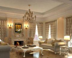 新古典主义风格古典风格别墅