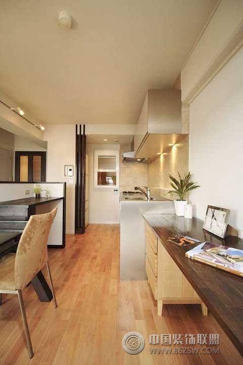 78平米日式公寓简约客厅装修图片
